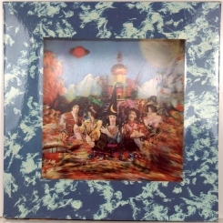 39. ROLLING STONES-THEIR SATANIC MAJESTIES REQUEST (СТЕРЕО)-1967-ПЕРВЫЙ ПРЕСС UK-DECCA-NMINT/NMINT
