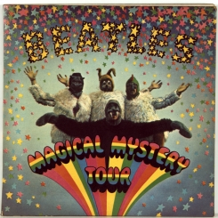 22. BEATLES-MAGICAL MYSTERY TOUR (2X45-EP)-1967-ПЕРВЫЙ ПРЕСС(MONO) UK-PARLOPHONE-NMINT/NMINT