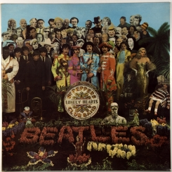 19. BEATLES-SGT PEPPER'S LONELY HEARTS CLUB BAND-1967-ПЕРВЫЙ ПРЕСС(МОNО) UK-PARLOPHONE-NMINT/NMINT