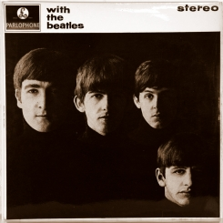7. BEATLES-WITH THE BEATLES (STEREO)-1963-ПЕРВЫЙ ПРЕСС UK-PARLOPHONE-NMINT/NMINT