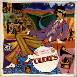 21. BEATLES-A COLLECTION OF BEATLES OLDIES (MONO)-1966-ПЕРВЫЙ ПРЕСС UK-PARLOPHONE-NMINT/NMINT